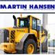 Gå til hjemmesiden for Martin Hansen Entreprenørmaskiner