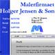 Gå til hjemmesiden for Malerfirmaet Holger Jensen & Søn