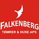 Gå til hjemmesiden for FALKENBERG TØMRER & HUSE ApS